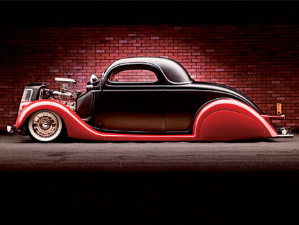 1936 Ford Coupe The One