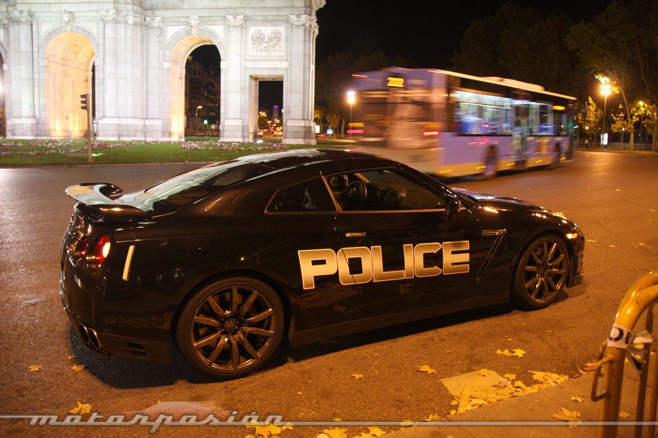Foto de Nissan GT-R Police Edition (9/12)