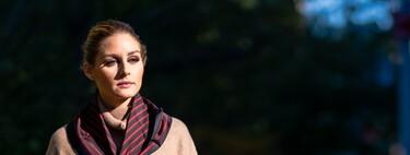Olivia Palermo lleva el look de punto más sofisticado para lucir como street-style (y en casa)