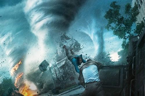 'En el ojo de la tormenta', insuficiente destrucción y soporífero drama