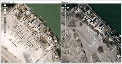¿Es Google Earth peligroso?