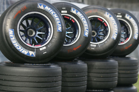 Michelin con interés en regresar a la Formula 1