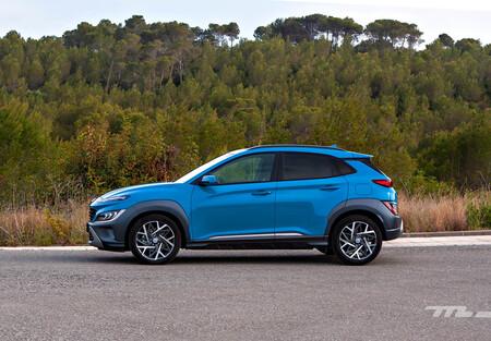 Hyundai Kona 1 6 Hibrido Prueba