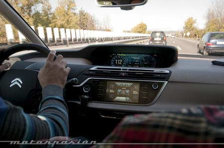 Citroën Grand C4 Picasso, presentación y prueba