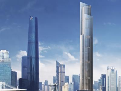 El ascensor más rápido del mundo está en China y puede subir casi 100 plantas en 43 segundos