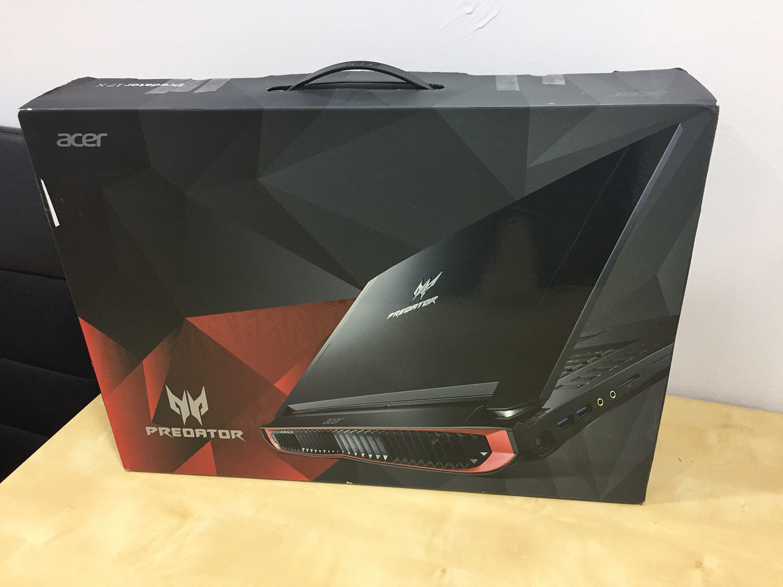 Foto de Acer Predator 17 X (1/47)