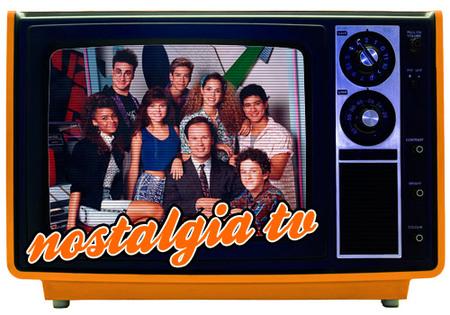 'Salvados por la campana', Nostalgia TV