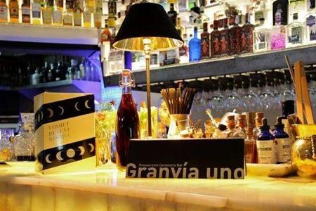 Restaurante Granvía uno. Ambiente neoyorkino en pleno centro de Madrid