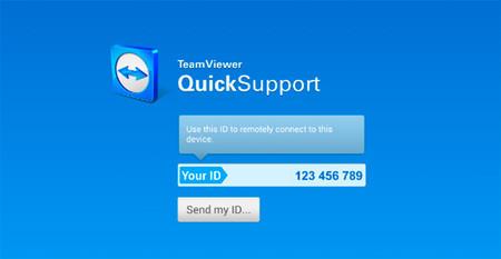 TeamViewer QuickSupport, ahora permite el acceso remoto a dispositivos Android de Asus y Lenovo