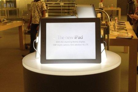 El nuevo iPad ya está en venta, y pronto será en México