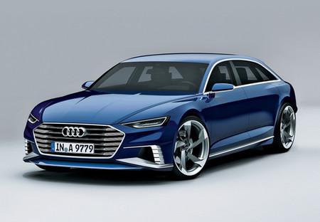 Audi Prologue Avant Concept: aquí huele a Audi A9