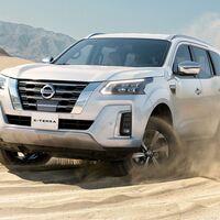 Nissan X-Terra 2021 regresará a Medio Oriente como un SUV basado en la Nissan Navara