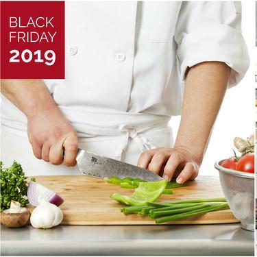 Black Friday 2019 en Amazon: sartenes, baterías y utensilios de cocina