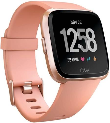 Fitbit Versa Smartwatch Deportivo Melocoton
