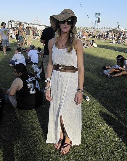 Hippie Coachella streetstyle