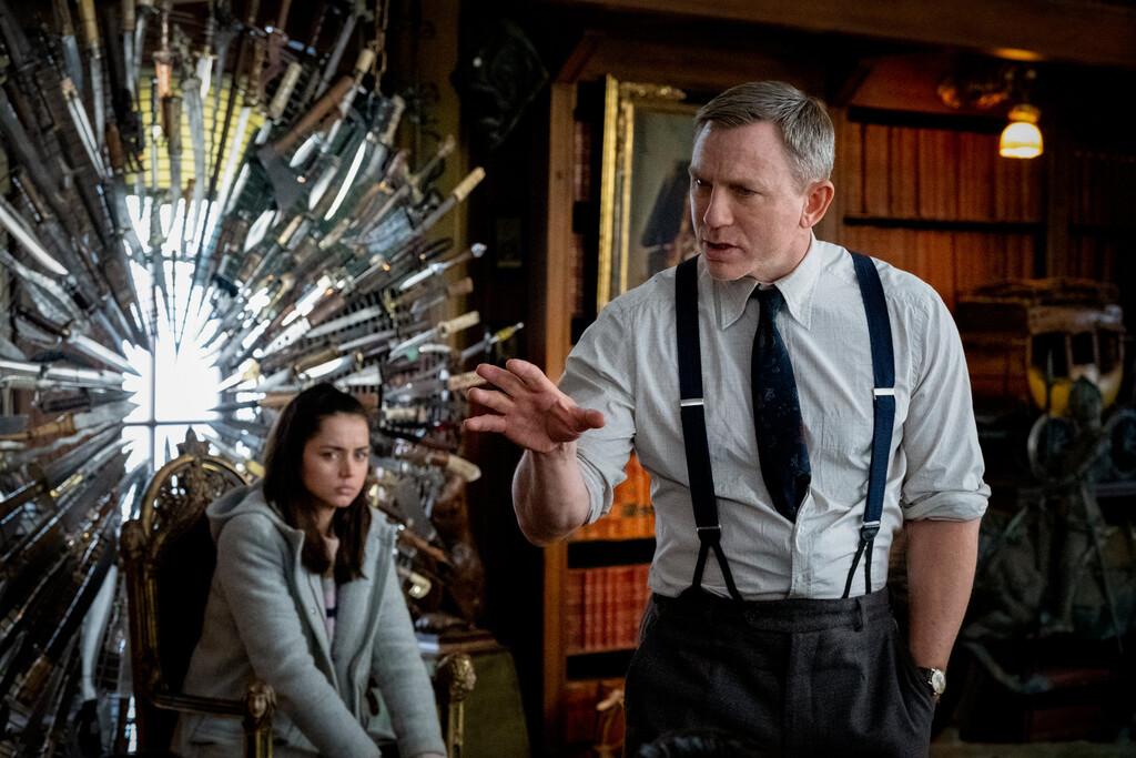 Netflix se hace con 'Puñales por la espalda 2 y 3' por 450 millones de dólares: Daniel Craig ya tiene nueva franquicia tras acabar con James Bond