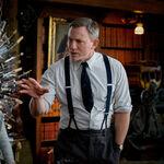 Netflix se hace con 'Puñales por la espalda 2' y '3' por 450 millones de dólares: Daniel Craig ya tiene nueva franquicia tras acabar con James Bond
