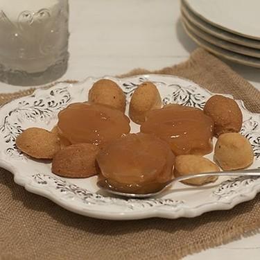 Dulce de manzana casero, receta con Thermomix
