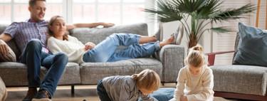 17 padres y madres nos cuentan cómo están sobrellevando la cuarentena con los niños en casa
