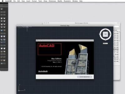 AutoCAD: 18 años después parece que regresa a Mac y OSX