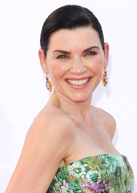 Julianna Margulies en los Emmy