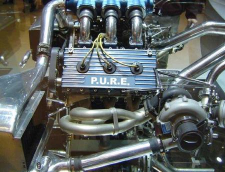 PURE, el nuevo fabricante de motores para la Fórmula 1 de cara a 2013