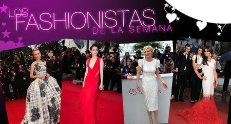 Los fashionistas de la semana: Cannes, ese paraíso de la moda