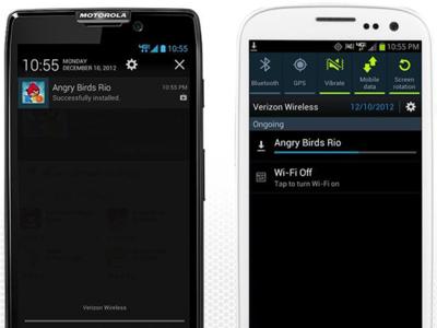 Motorola va a por Samsung en sus nuevos anuncios