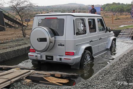 Mercedes-Benz Clase G 7