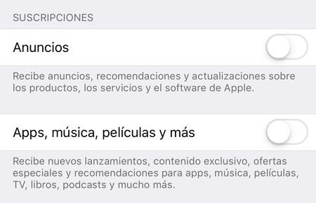 Promo Apple Ios