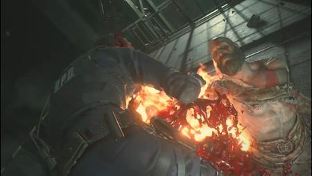 Kratos abandona su guerra contra los dioses para arrasar con los protagonistas de Resident Evil 2 con este mod
