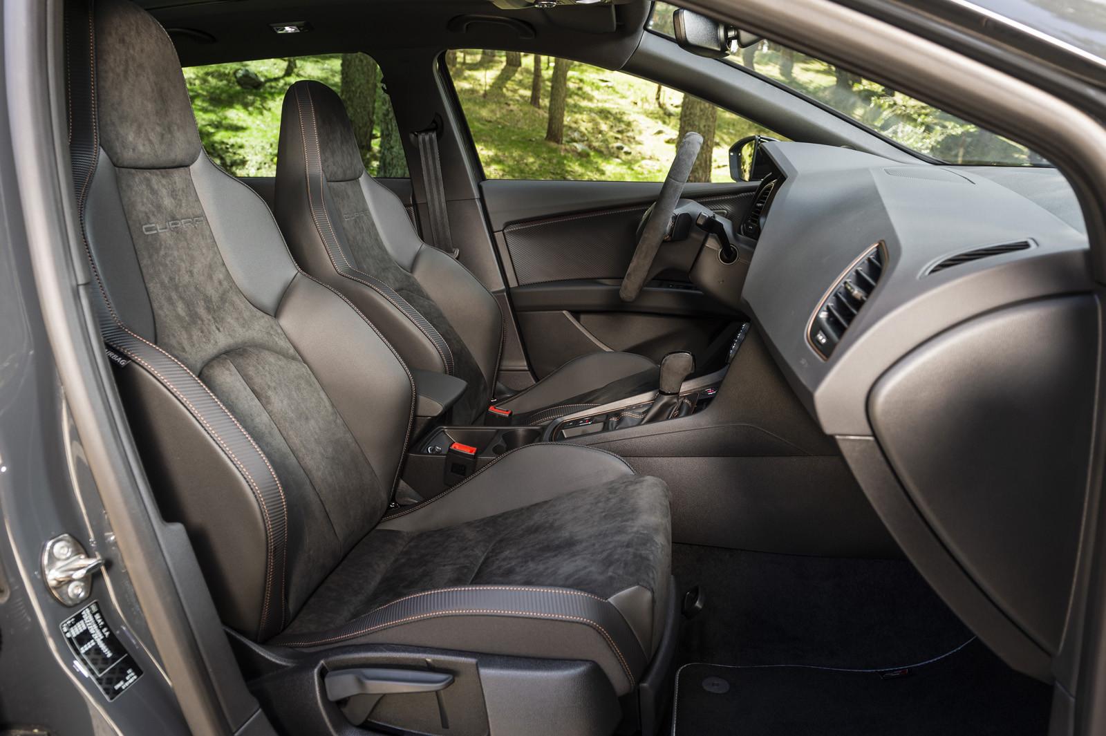 SEAT León ST Cupra R (Contacto)