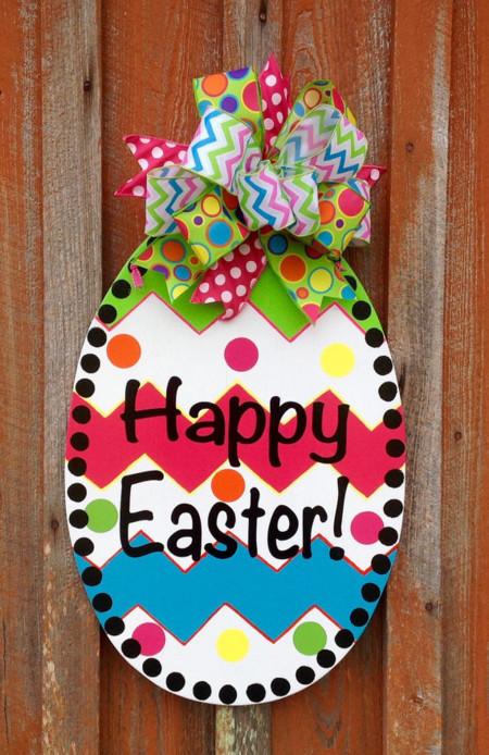17 Ideas Para Decorar Con Huevos De Pascua