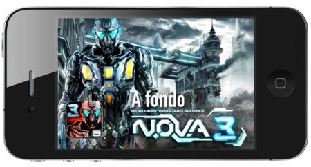 N.O.V.A. 3. A fondo