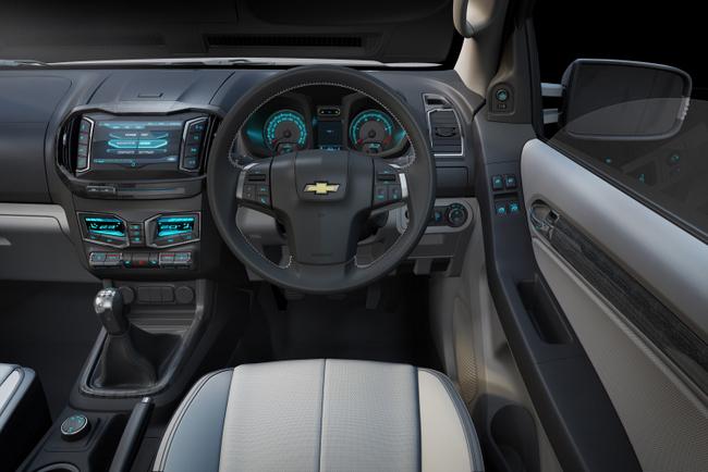 Chevrolet Colorado Show Truck