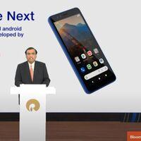 """Google y Jio anuncian el """"móvil Android y 4G más barato del mundo"""", el JioPhone Next"""
