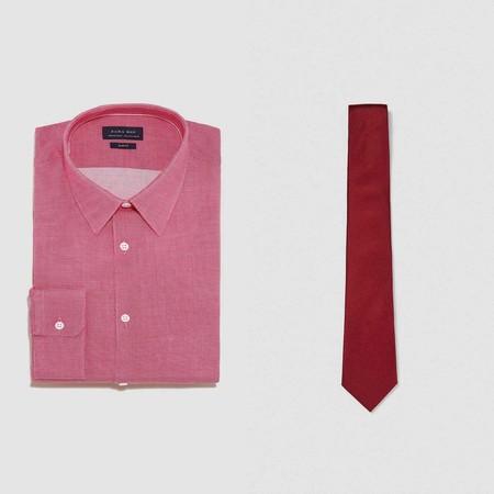 Trece Formidables Combinaciones De Camisas Y Corbatas Para Darle Vida A Cualquier Traje En Primavera 08