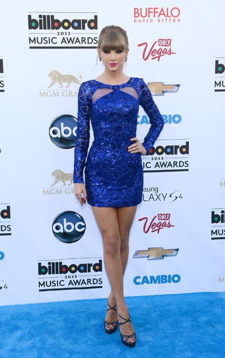 Billboard Music Awards 2013, una alfombra roja de lo más variada