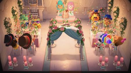 Guía Animal Crossing: New Horizons: todos los objetos de la Temporada de Bodas y sus precios