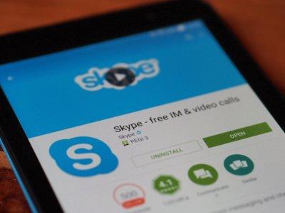 La nueva versión de Skype te permite agregar filtros a tus vídeomensajes