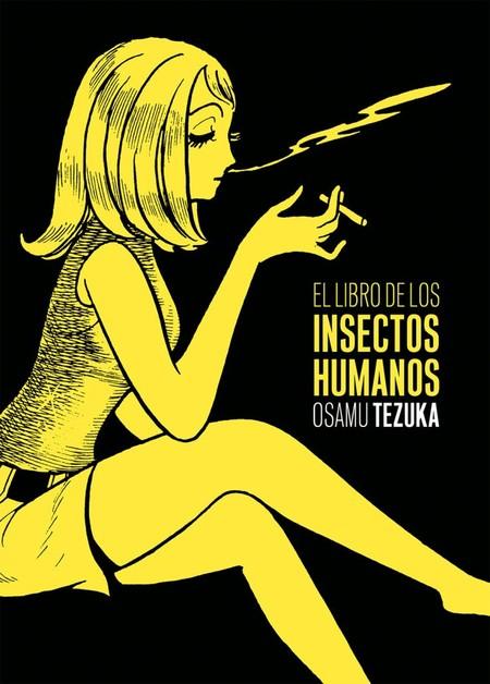 El Libro De Los Insectos Humanos Osamu Tezuka 738x1030