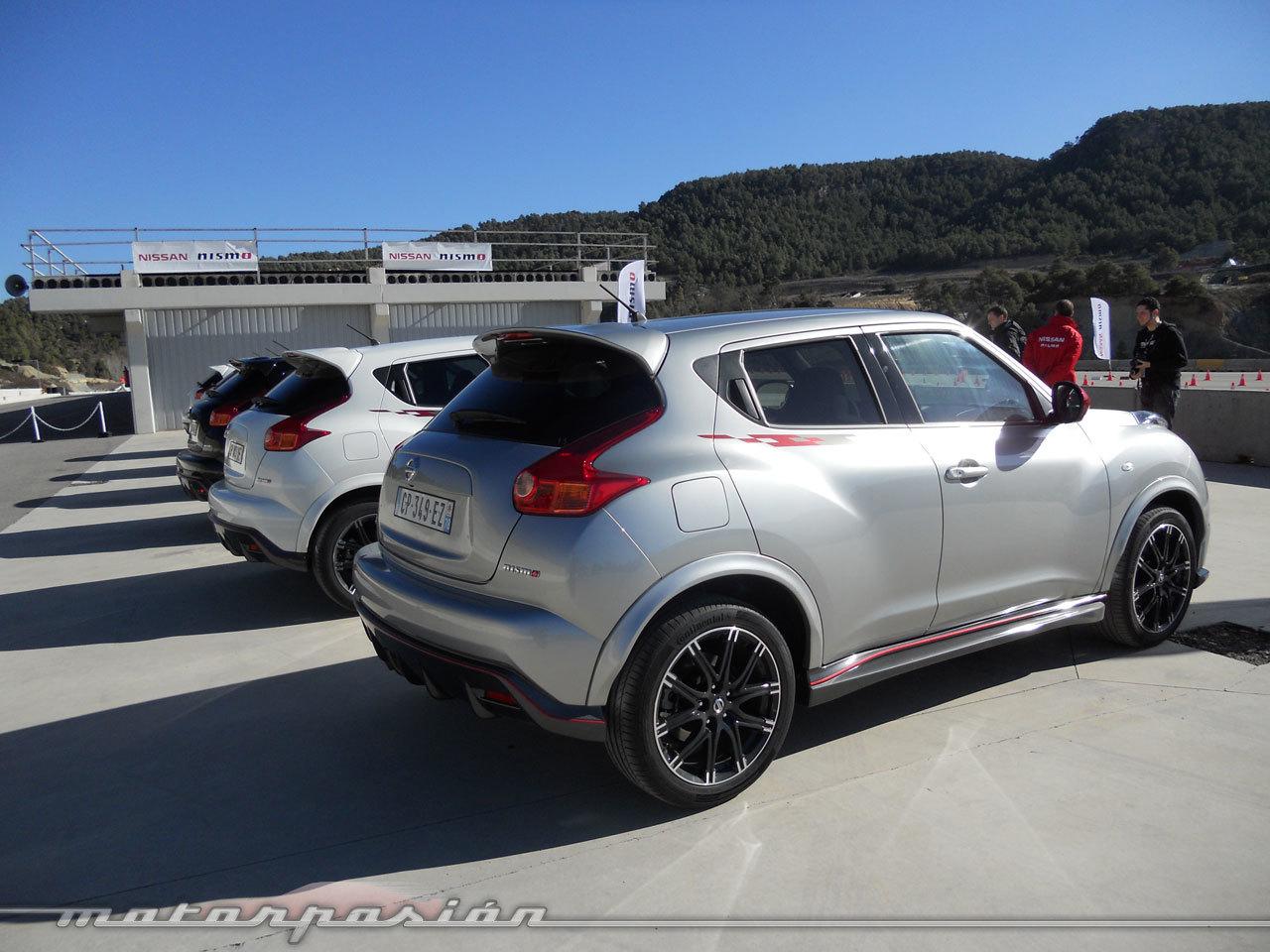 Foto de Nissan Juke Nismo (presentación propias) (1/45)