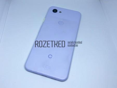 Google Pixel 3 Lite Filtracion