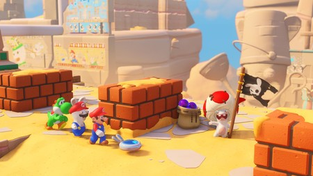 Mario Rabbids Kingdom Battle Analisis 04