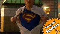 'Smallville' termina con un final descafeinado