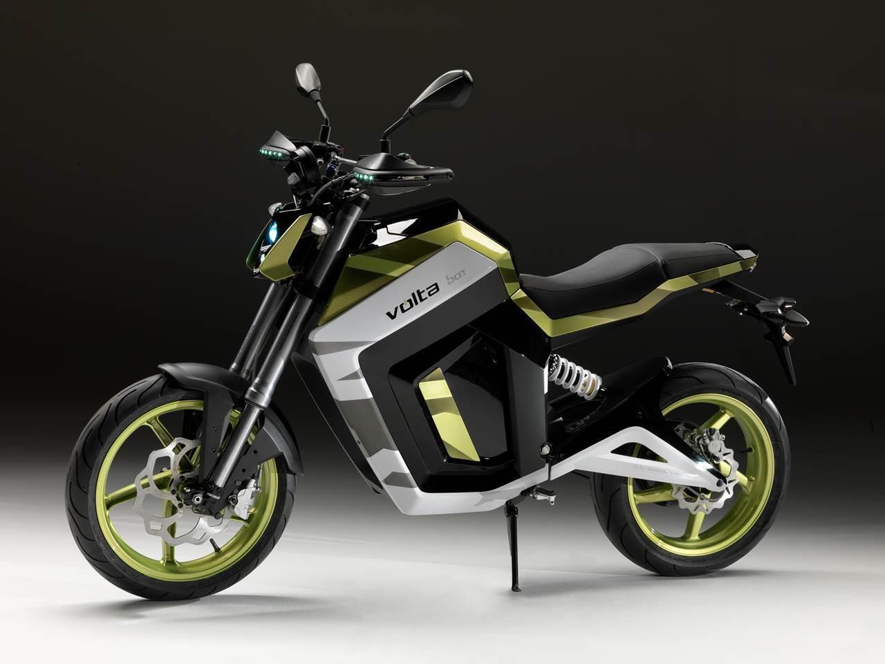 Foto de Salón de Milán 2012: Volta Motorbikes entra en la fase beta de su motocicleta - Volta BCN Sport (1/21)