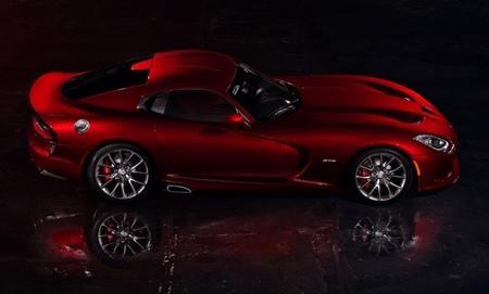 SRT Viper 2013 rojo