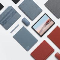 Microsoft Surface Go 2: la tablet más ligera y barata de Microsoft crece en resolución y mejora su rendimiento un 64%