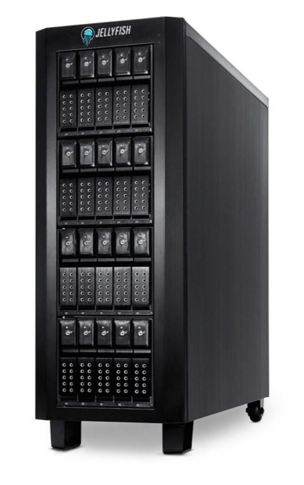 ¿No querías almacenamiento? Apple se pone a vender servidores con hasta 200 TB de espacio
