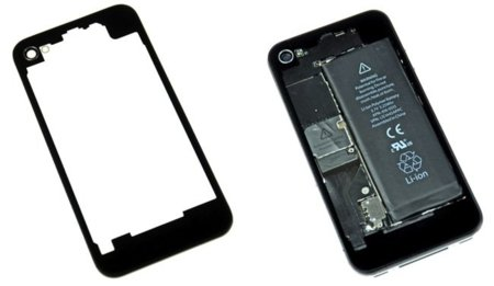Haz que la carcasa de tu iPhone sea transparente